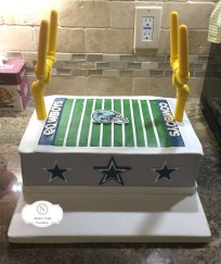 Custom Dallas Football field