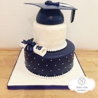 Graduation Custom Cake