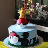 Pokeond Cake